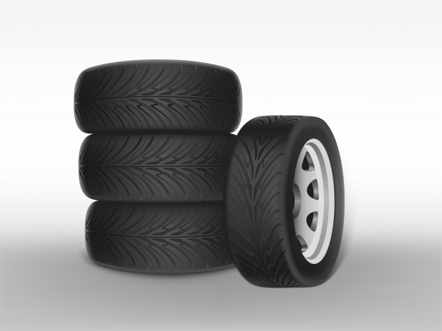 3d-realistic-black-tyre-stacked-pile-shining-steel-rubber-wheel-car-automobile_1441-2387