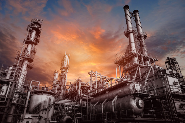 industrial-furnace-heat-exchanger-cracking-hydrocarbons-factory-sky-sunset-close-up-equipment-petrochemical-plant_168569-9